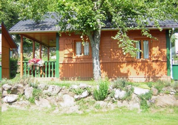 Camping L'Ombrage, Saint-Pierre-Colamine