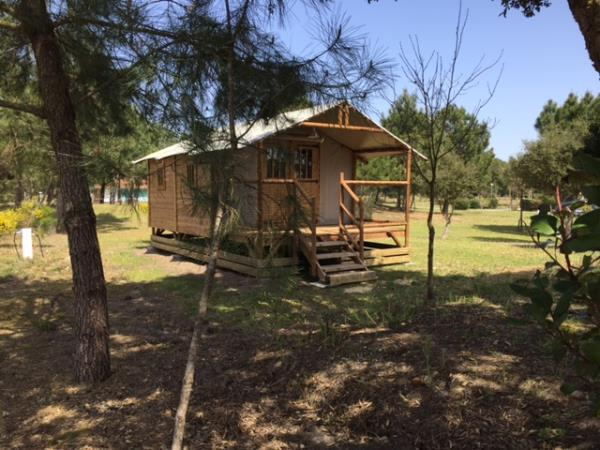 Camping La Plage, Mimizan
