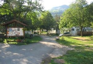 Camping Le Reclus, Seez