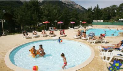 Camping Le Fontarache, Les Thuiles
