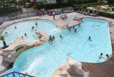 Camping Les Roses, Quend