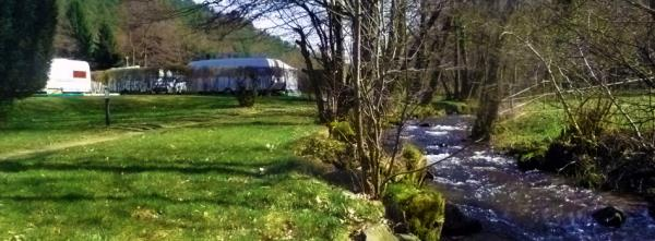 Camping Alsace, Gresswiller