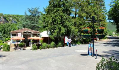 Camping De La Plage, Saint Cirq Lapopie