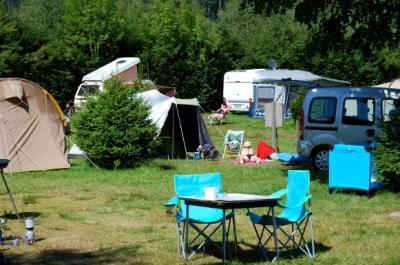 Camping Les Jonquilles, Xonrupt Longemer