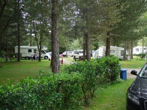 Camping Le Montagnou, Ustou