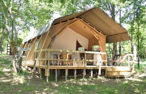 Camping La Verte, Villars