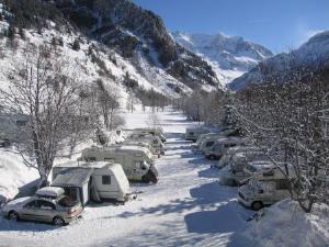 Camping Les Lanchettes, Pesey-Nancroix