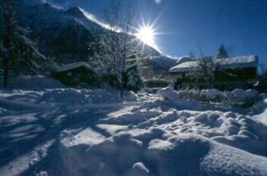Camping Les Deux Glaciers, Chamonix Mont Blanc