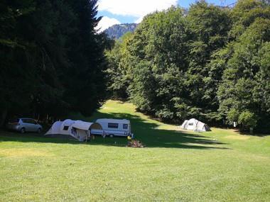 Aire Naturelle Du Val De Tamié, Seythenex