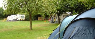 Camping La Bucaille, Montgardon