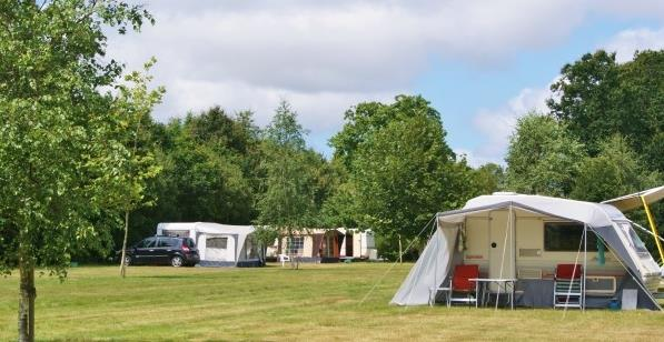 Camping Le Fief Angibaud,