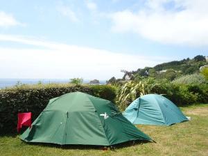 Camping Le Kerdual, Trebeurden