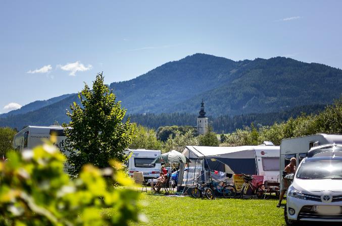 Camping Im Dörfl, Falkenburg, Dörfl