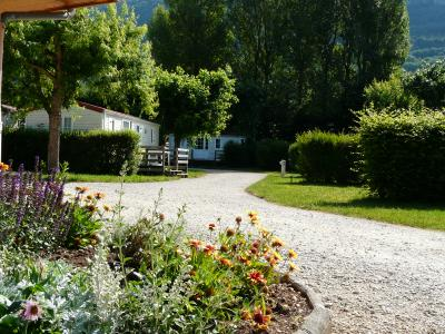 Camping Les Peupliers Du Lac, Chindrieux