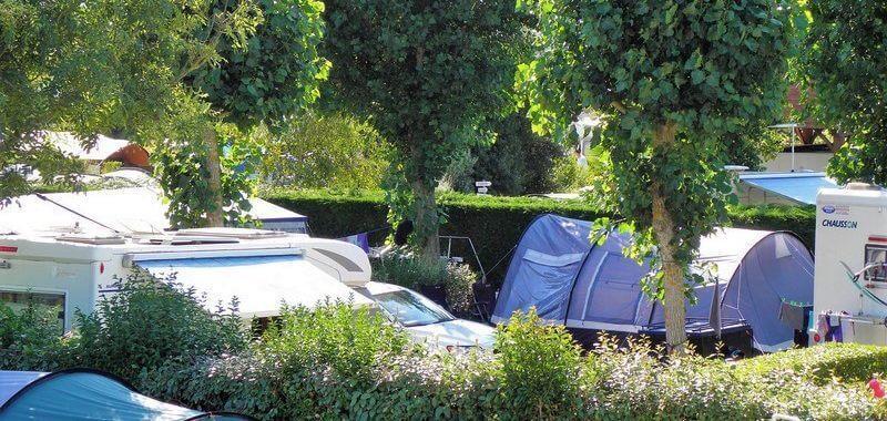 Camping La Gallouette, saint-vaast la hougue