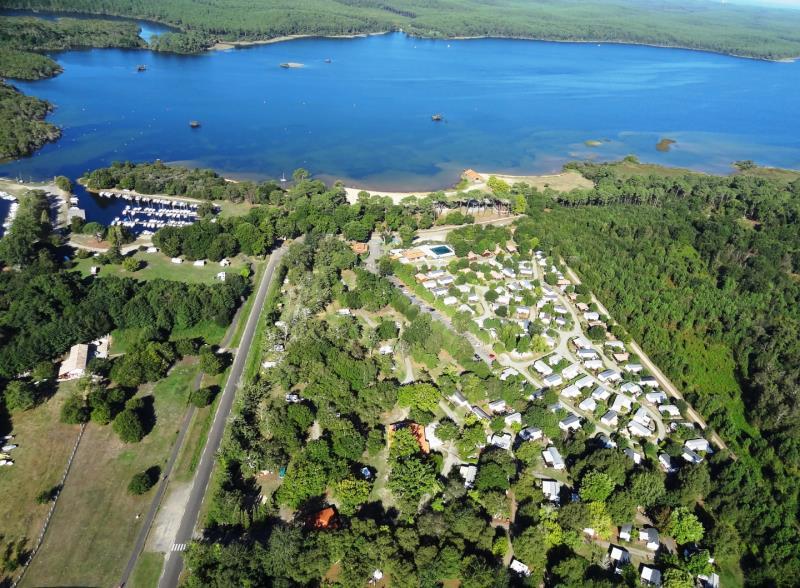 Camping du Lac, Sainte Eulalie En Born