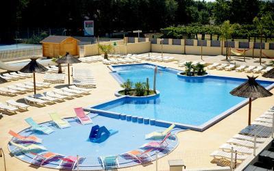 Camping Le Pearl Village club, Argeles sur Mer