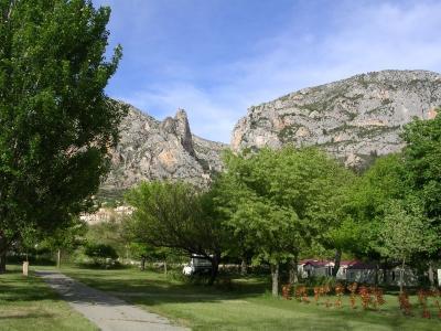 Camping Saint-Jean, Moustiers Sainte Marie