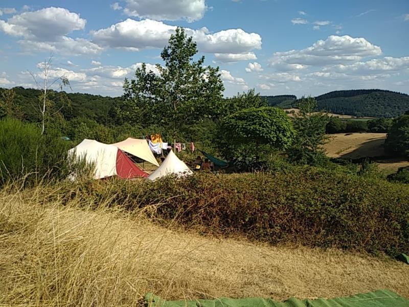 Camping La Foret Du Morvan, Larochemillay