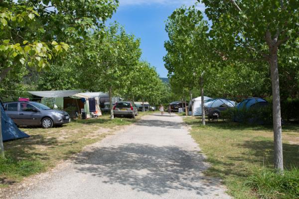 Camping Domaine de l'Ecluse, Benivay Ollon