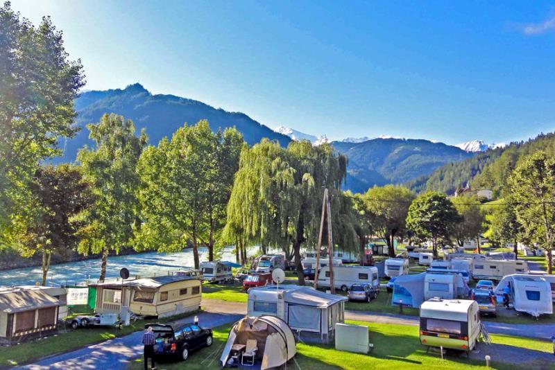 Aktiv Camping Prutz, Prutz