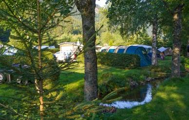Camping Verte Vallée, Xonrupt Longemer
