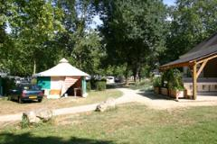 Camping L'Isle Verte, Montsoreau