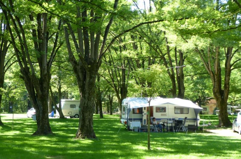 Camping Belle Rive, Saint Come D'Olt