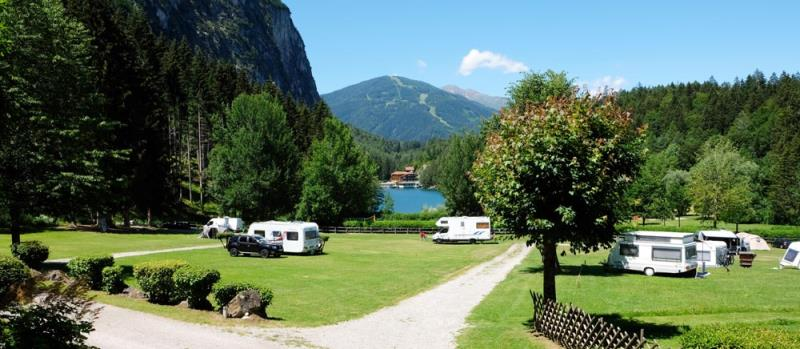 Camping Seewiese, Tristach