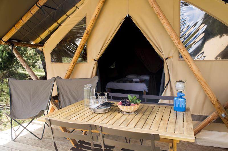 Camping Les Falaises, Saint-Pierre-en-Port