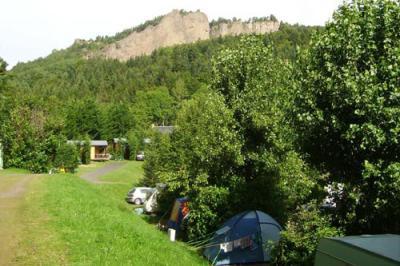 Camping Les Fougères, Murol