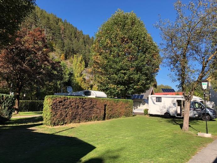 Camping Riffler, Landeck