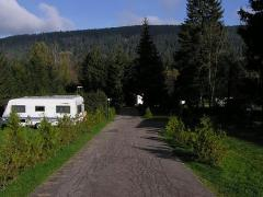 Camping Les Granges Bas, Gerardmer