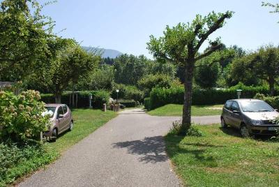 Camping Le Grand Verney, Novalaise