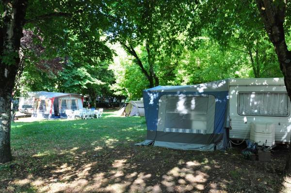 Camping La Bourgnatelle, Bretenoux