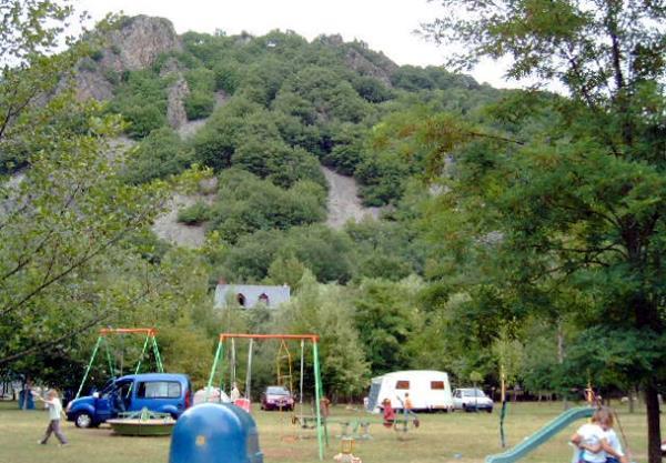 Camping De L'Ecureuil, Champs-sur-Tarentaine