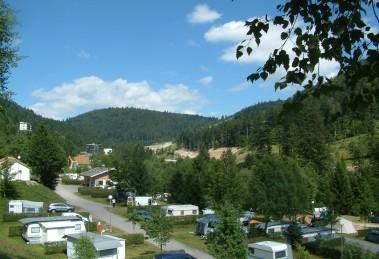 Camping La Belle Hutte, La Bresse