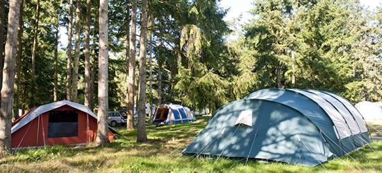 Camping Les Chateaux, Bracieux