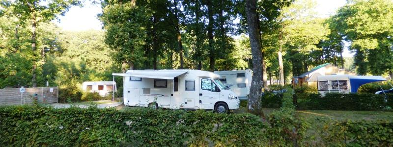 Camping de la Forêt, Sille Le Guillaume