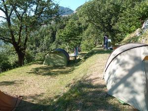 Camping Les Champouns, Saint Martin Vesubie