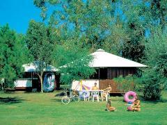 Camping Marina D'Aleria, Aleria