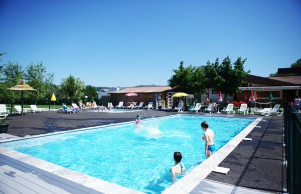 Camping Les Charmilles, Vallieres