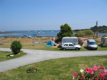 Camping La Ferme Du Bord De Mer, Gatteville Le Phare