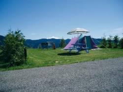 Camping La Grange Au Fréne, Les Gets
