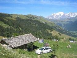 Camping D'Alpage Les Jorets, Hauteluce